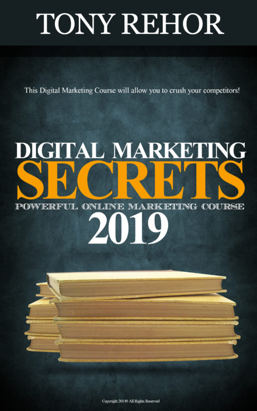 Digital Marketing Secrets 2019-Crush Your Competition